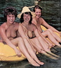 Nudists Camp Crowd 147