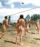 Nudists Camp Crowd 150
