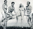 Nudists Camp Crowd 181