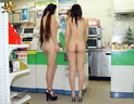 nude at supermarket 1