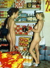 nude at supermarket 2