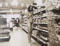 nude at supermarket 20