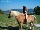 nude with horse 130