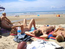 nudists group on beach Nude Camp