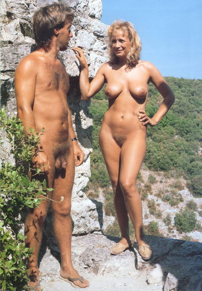 Life of nude beach
