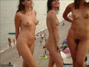 sosnovy beach nudist women 9