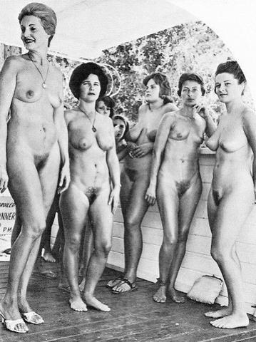 Vintage Nudist Video