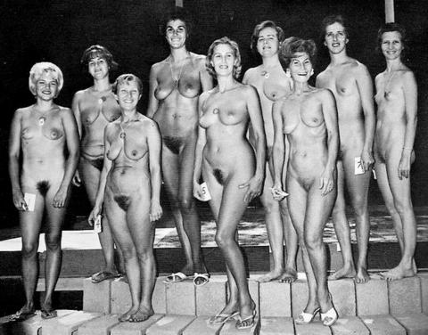 miss nude america pagent