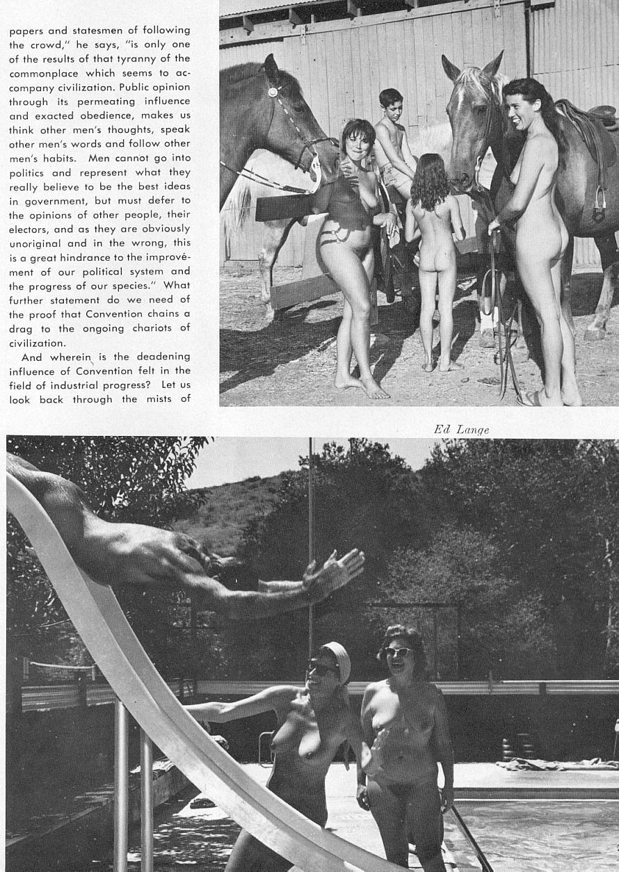 vintage nudist pictures images gallery  nudists post
