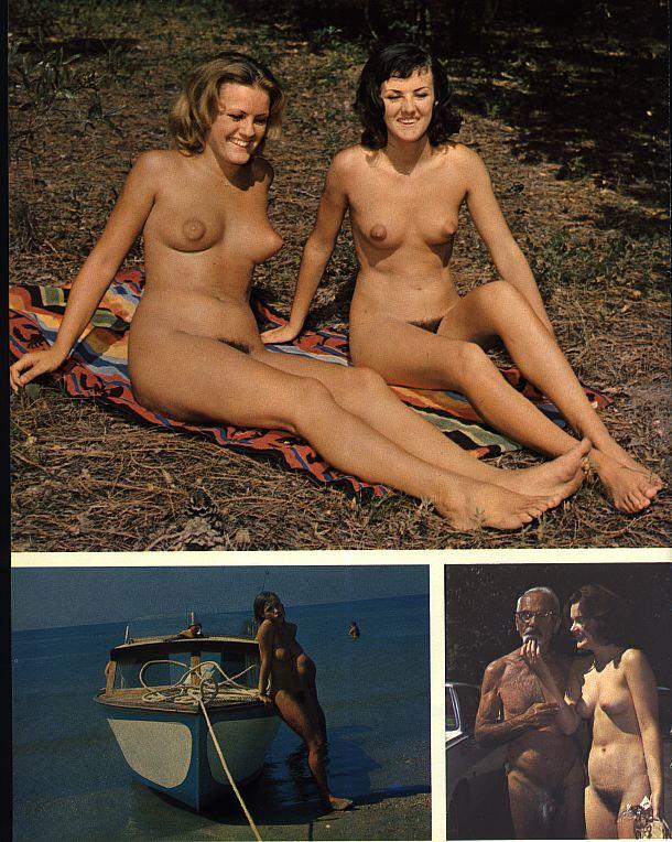 Vintage naked moppets Underground nudist moppets · «