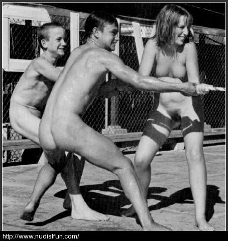 Vintage david keith miller nude