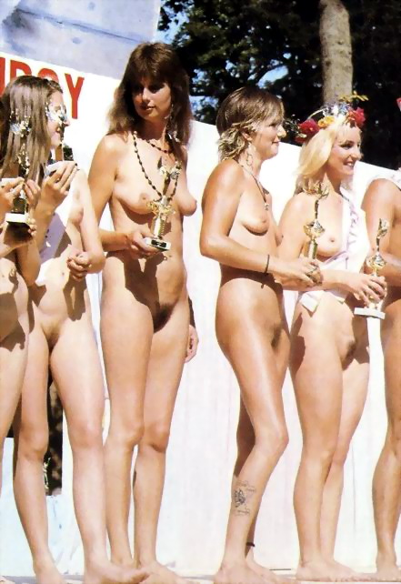 Pics pagent nude beauty