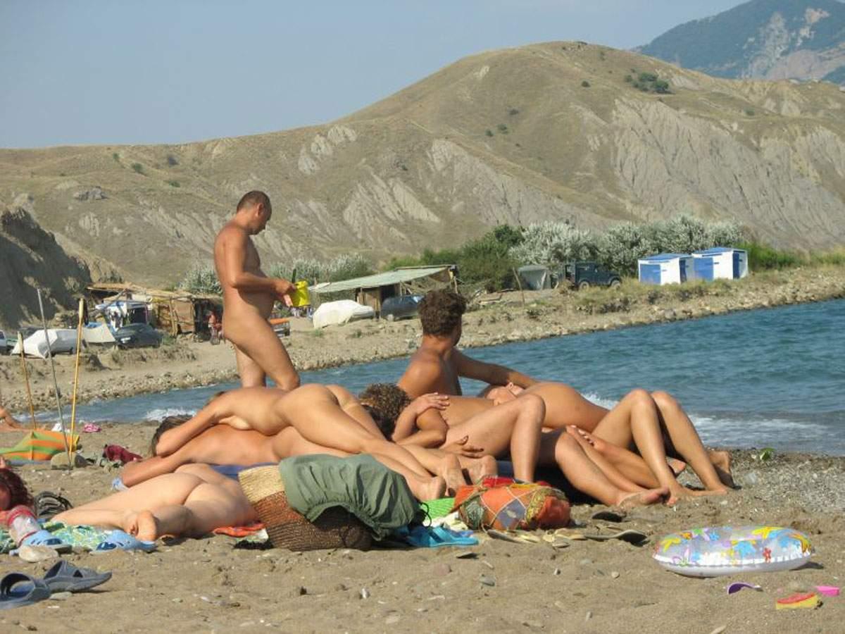 nudist national geographic grandma
