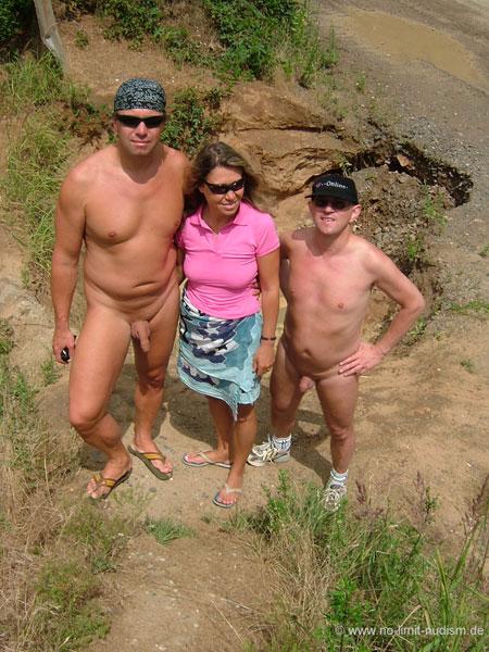 Delaware home nudist